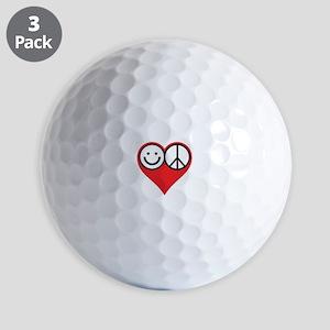 HAPEALO Golf Balls