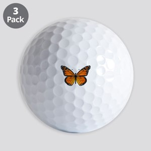 Monarch Butterfly Golf Balls