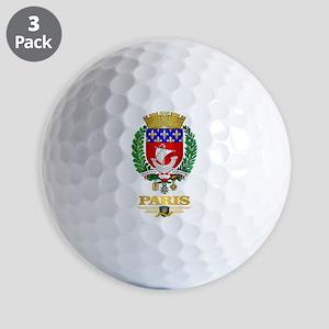 Paris Golf Ball