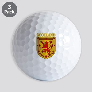 Scotland (COA) Golf Ball