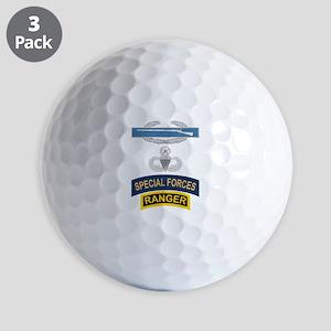 CIB Airborne Master SF Ranger Golf Balls