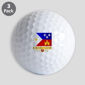 LAcadiane Golf Ball