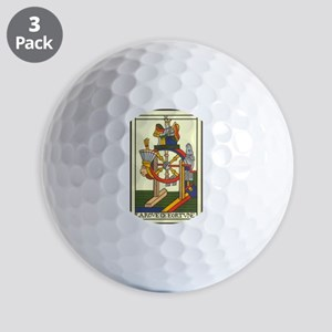 tarot card Golf Ball