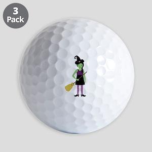 Magic Witch Golf Ball