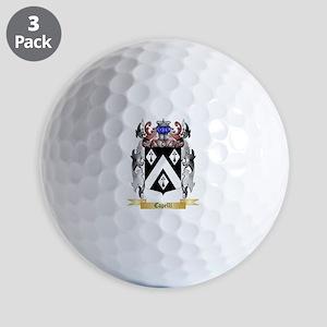 Capelli Golf Balls