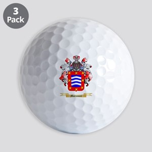 Marinucci Golf Balls