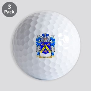 McKay Golf Balls