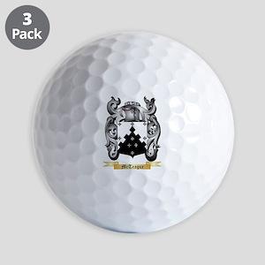 McTeague Golf Balls