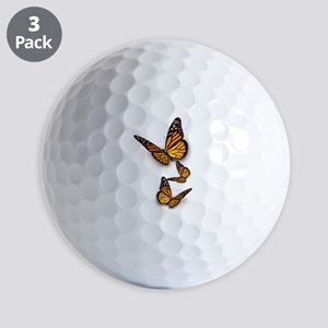 Monarch Butterlies Golf Balls