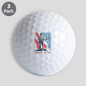 Spirit Of '76 Golf Ball