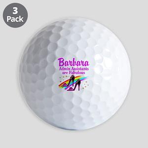 CUSTOM ADMIN ASST Golf Balls