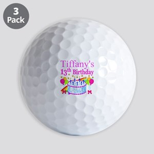 PERSONALIZED 13TH Golf Balls