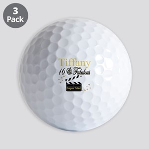 FABULOUS 16TH Golf Balls