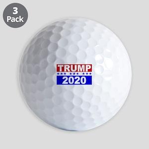 Trump 2020 Golf Balls