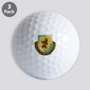 DUI - 134th Military Intelligence Bn Golf Balls