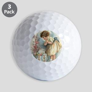victorian easter Golf Balls
