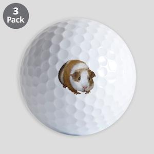 Guinea Pig Golf Balls