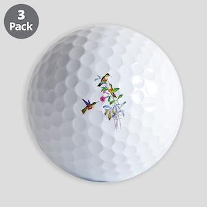 Hummingbirds Golf Balls