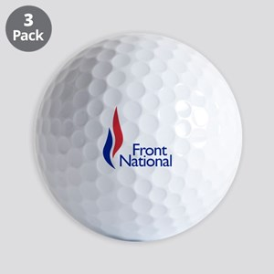 Front national Golf Balls