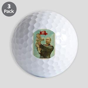 babytrump Golf Ball