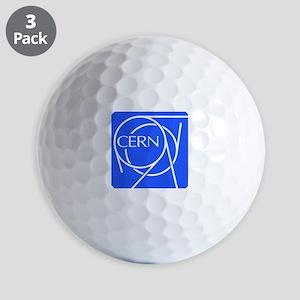 CERN Golf Balls