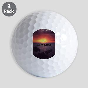 Jamaica Golf Balls
