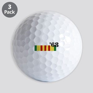Vietnam 68 Golf Ball