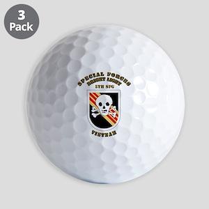 SOF - Bright Light Team Flash Golf Balls