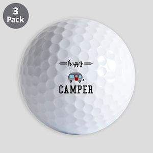 Happy Camper Golf Balls
