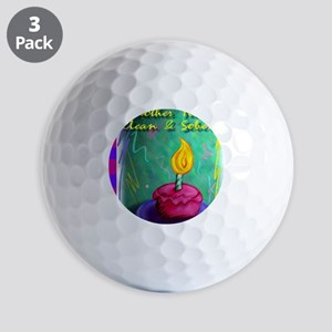 Another Year Clean and Sober Golf Balls