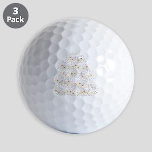 1000 Paper Cranes Golf Balls