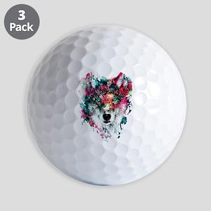 Wolf Golf Balls