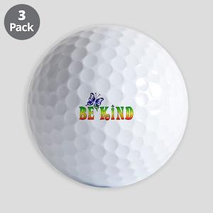 Be Kind Golf Balls