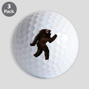 Big Foot Peace 925537 Golf Balls