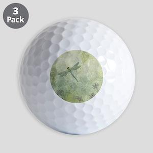 StephanieAM Dragonfly Golf Balls