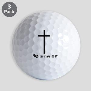 HEis HR Golf Balls