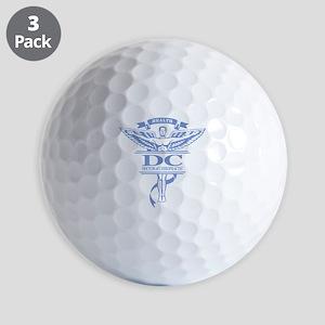 Chiropractic Golf Ball