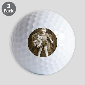 kid_teddy Golf Balls