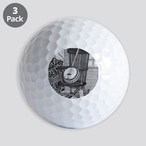 Ready to Rock Golf Balls