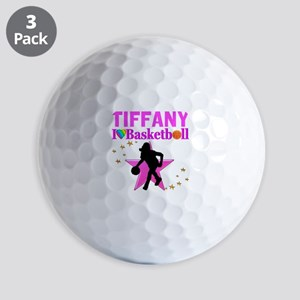 BASKETBALL STAR Golf Balls