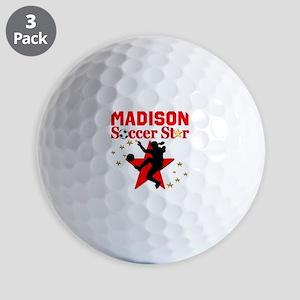 PERSONALIZE SOCCER Golf Balls