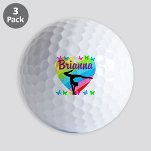 PERSONALIZE GYMNAST Golf Balls