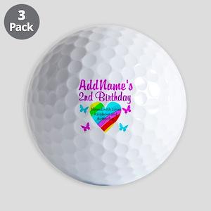JOYFUL 2 YR OLD Golf Balls