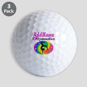 GYMNAST STAR Golf Balls