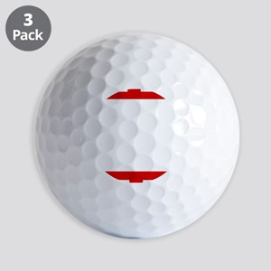 To err is human Golf Balls
