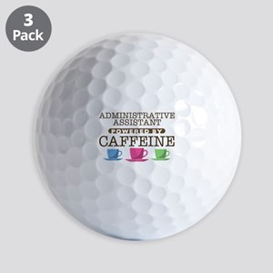 Administrative Assistant Powered by Caffeine Golf