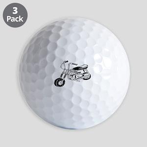endo Golf Balls