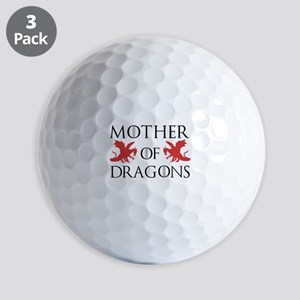 Mother Of Dragons Golf Balls