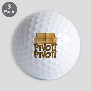 Pivot! Pivot! [Friends] Golf Balls