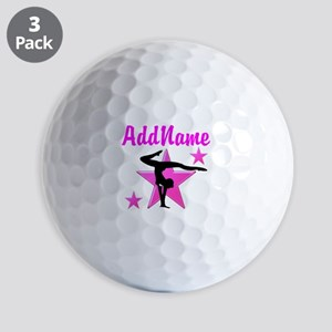 SUPREME GYMNAST Golf Balls